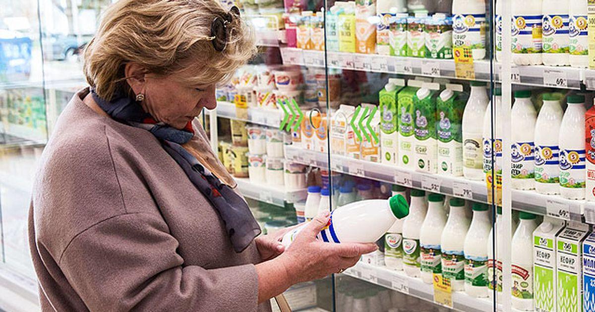 Новые правила продажи молочных продуктов с 1 июля 2019 в России