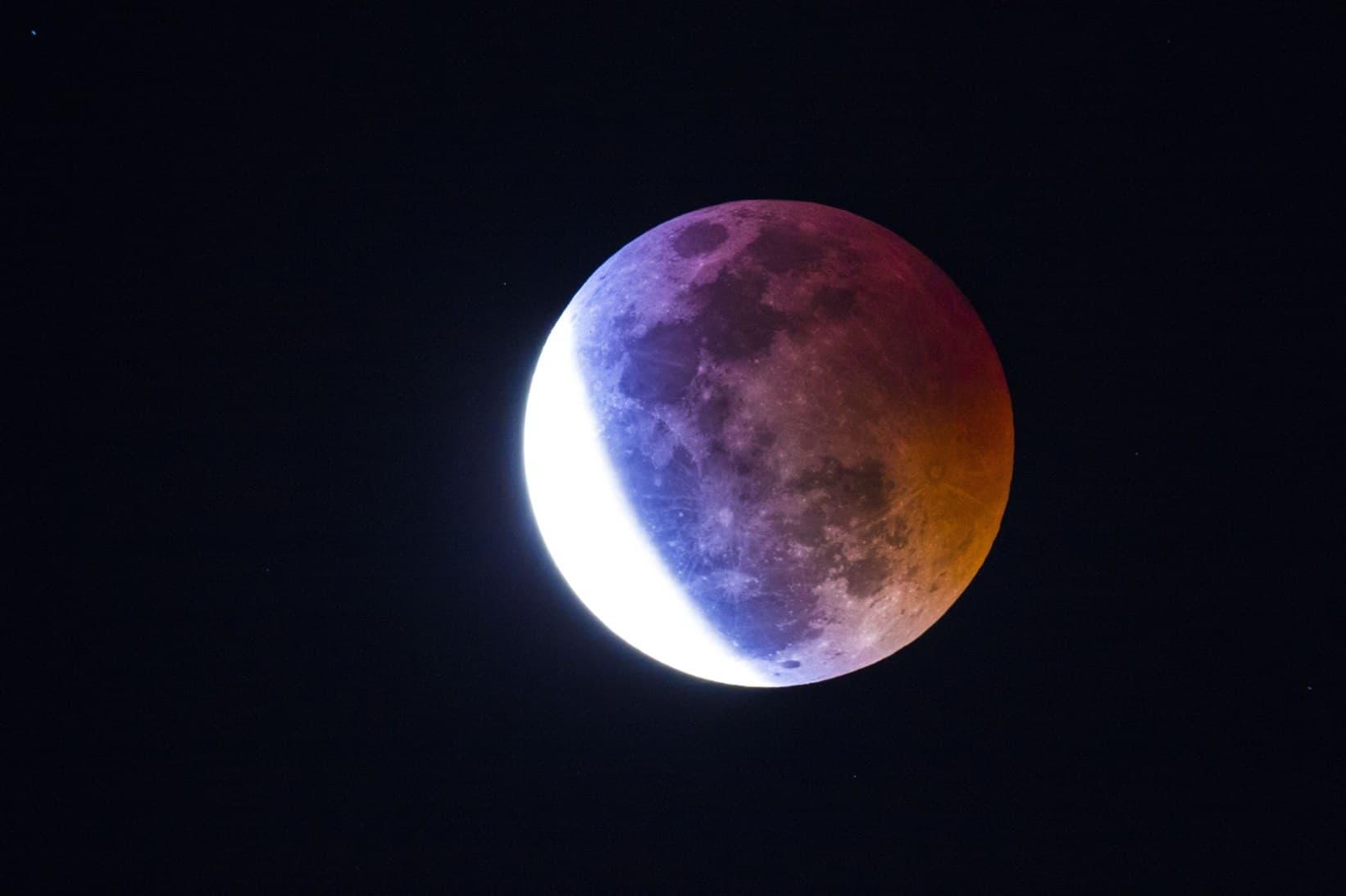 Лунное затмение в июле 2019: какого числа, точное время. Чего ждать, что можно и чего нельзя делать