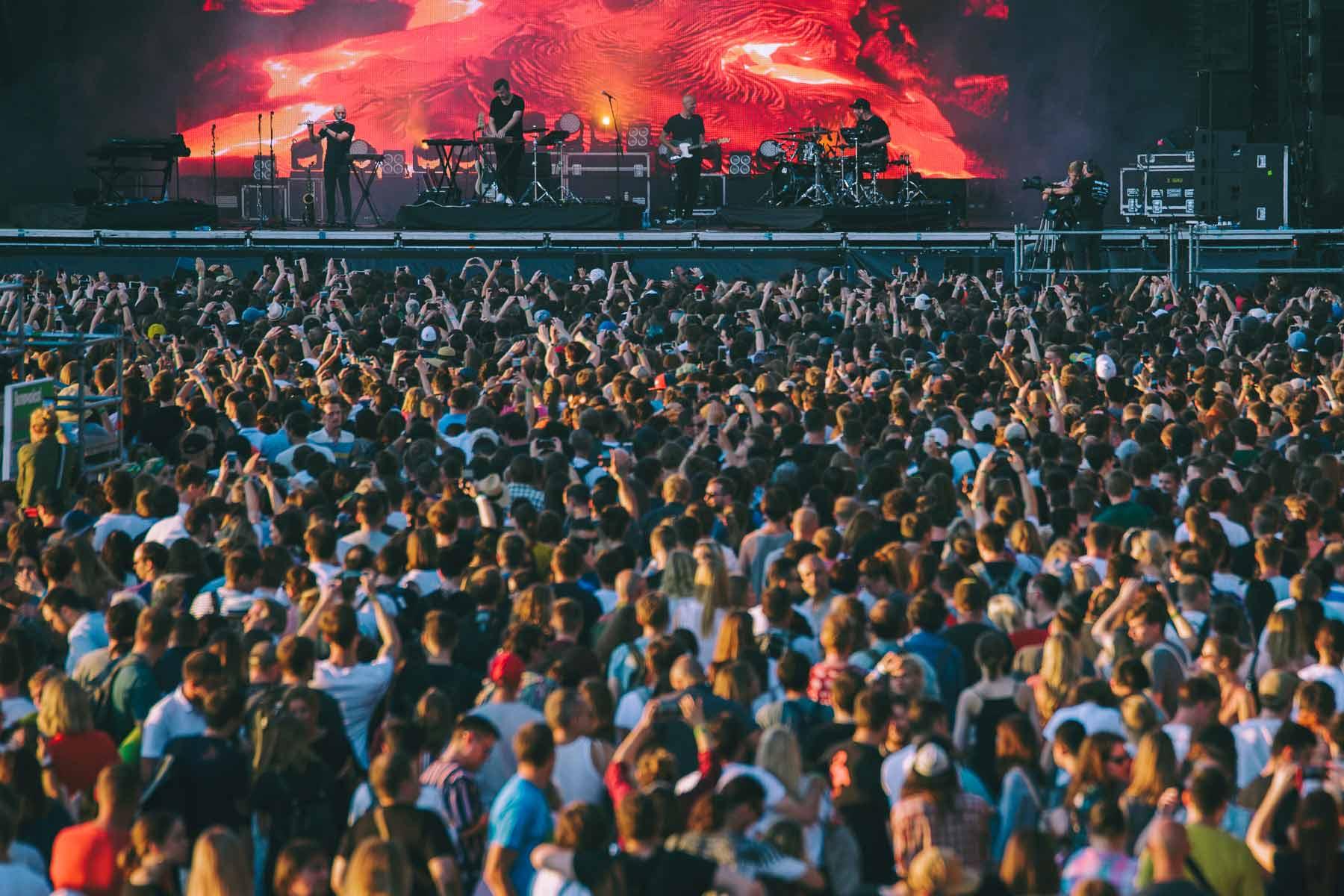 Фестиваль Park Live с 12 по 14 июля 2019 года в Москве: участники фестиваля, программа