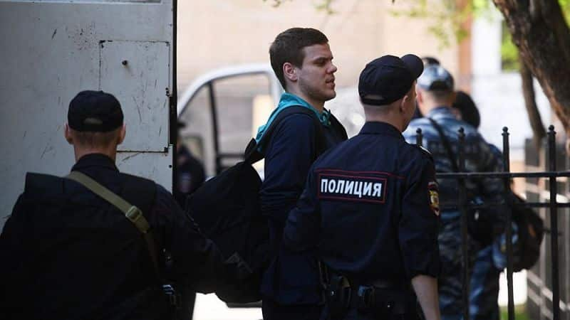 Александр Кокорин и Павел Мамаев этапированы в колонию: на сколько посадили, за что осуждены