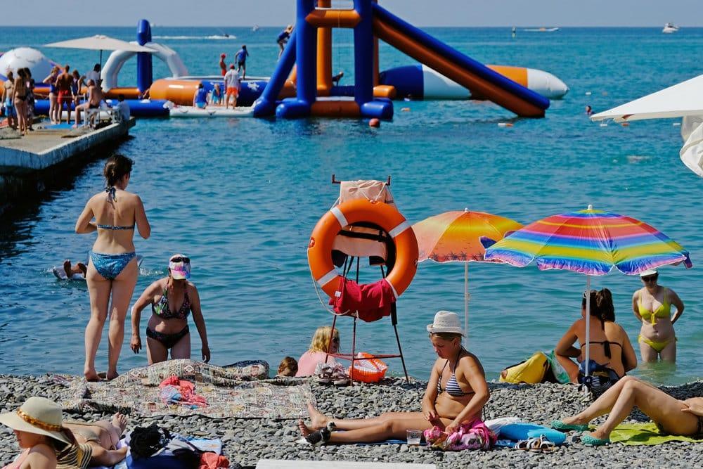 Погода в Сочи на конец июля и август 2019. Прогноз от синоптиков точный по дням, когда будет жара, осадки, температура воздуха
