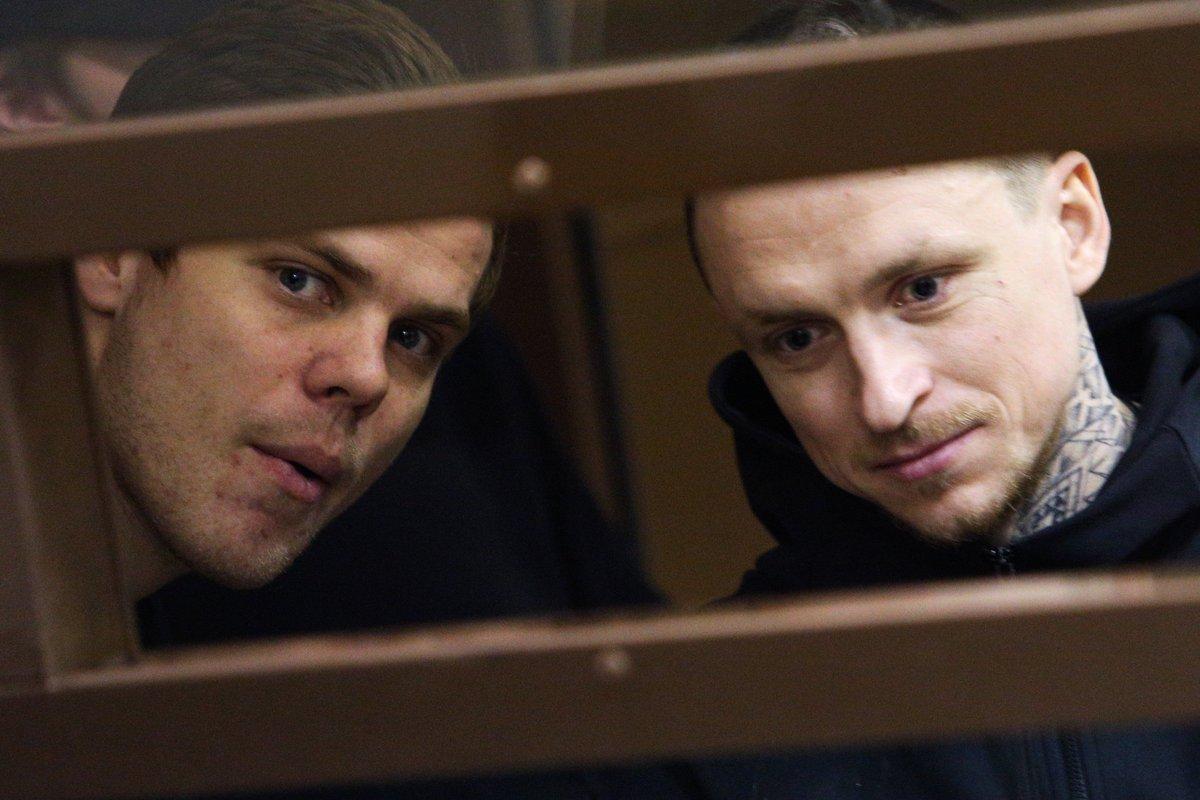 Кокорин и Мамаев сколько получают в тюрьме, какую сумму