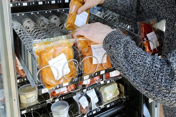 В Москве массово отравились едой из автоматов