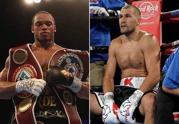 Боксеры Сергей Ковалев и Энтони Ярд: когда будут драться в Челябинске