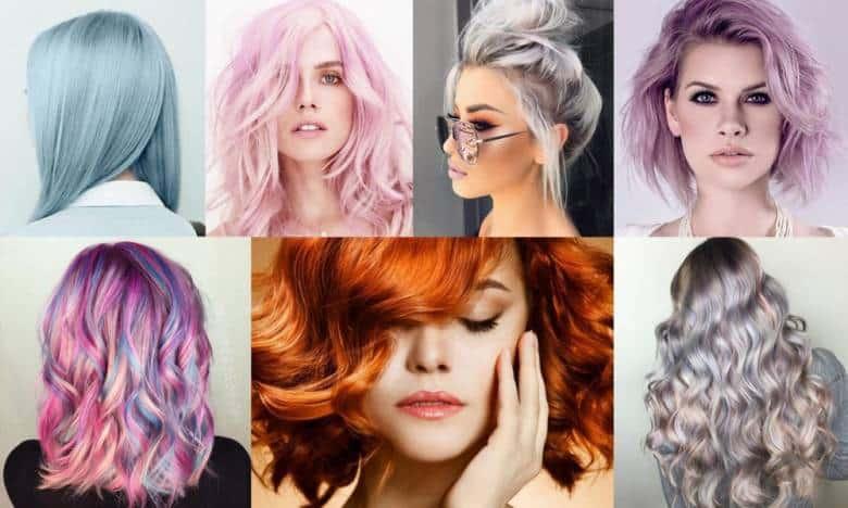 Окрашивание волос в июле 2019: благоприятные дни по лунному календарю