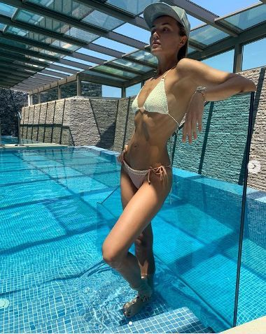 Полина Гагарина: на какой диете сидит, сколько весит, свежие фото, фигура, Инстаграм