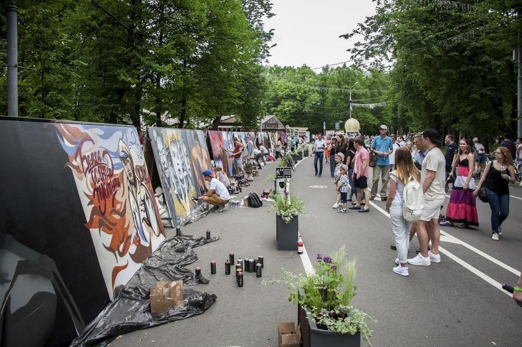 Фестивали в Москве летом в 2019 году: платные и бесплатные