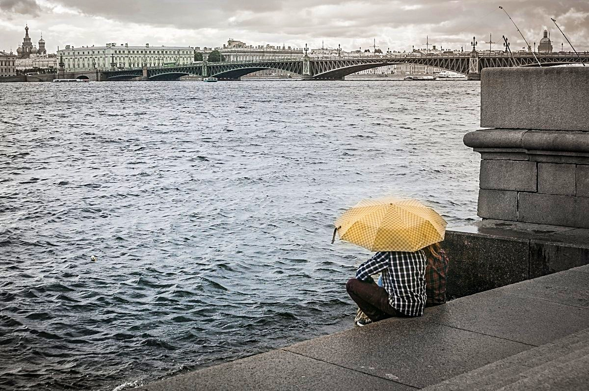 Погода в Санкт-Петербурге с 15 по 21 июля — прогноз синоптиков. Когда закончатся дожди, данные Гидрометцентра