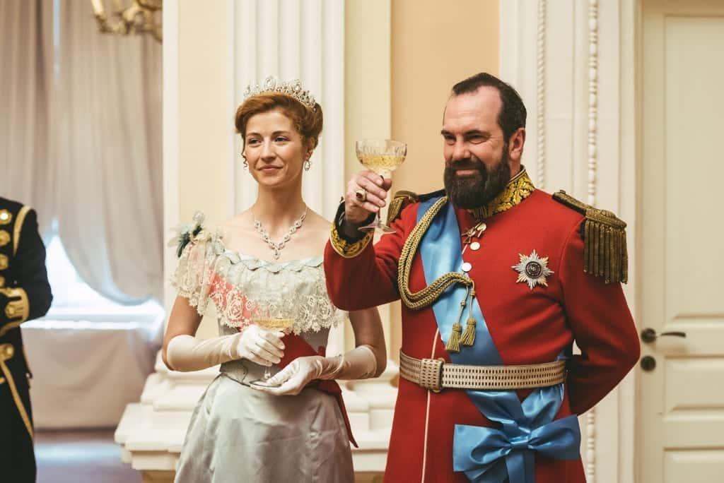 Сериал про Николая II