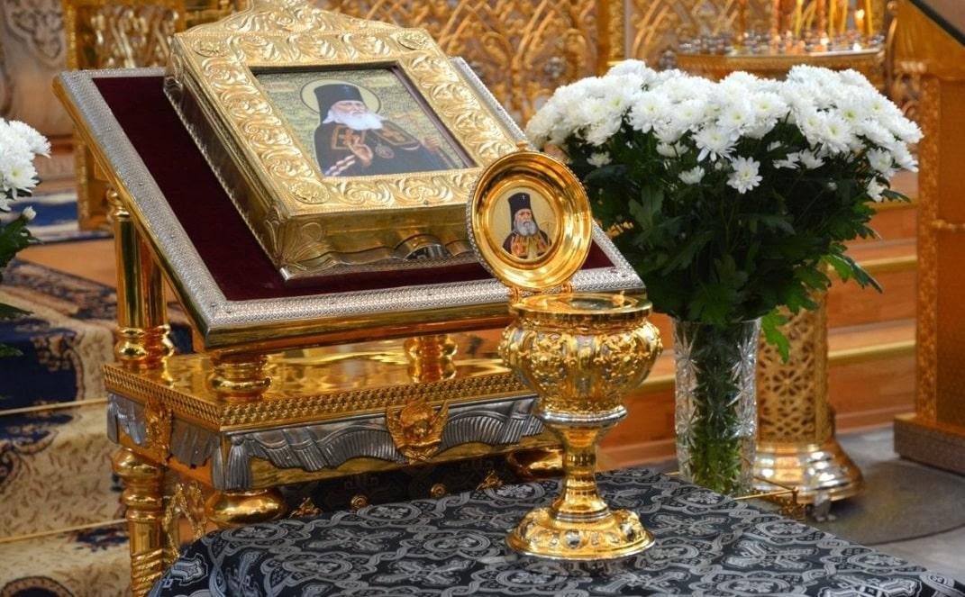 Мощи святителя Луки Крымского будут в Москве до 15 июля 2019 года