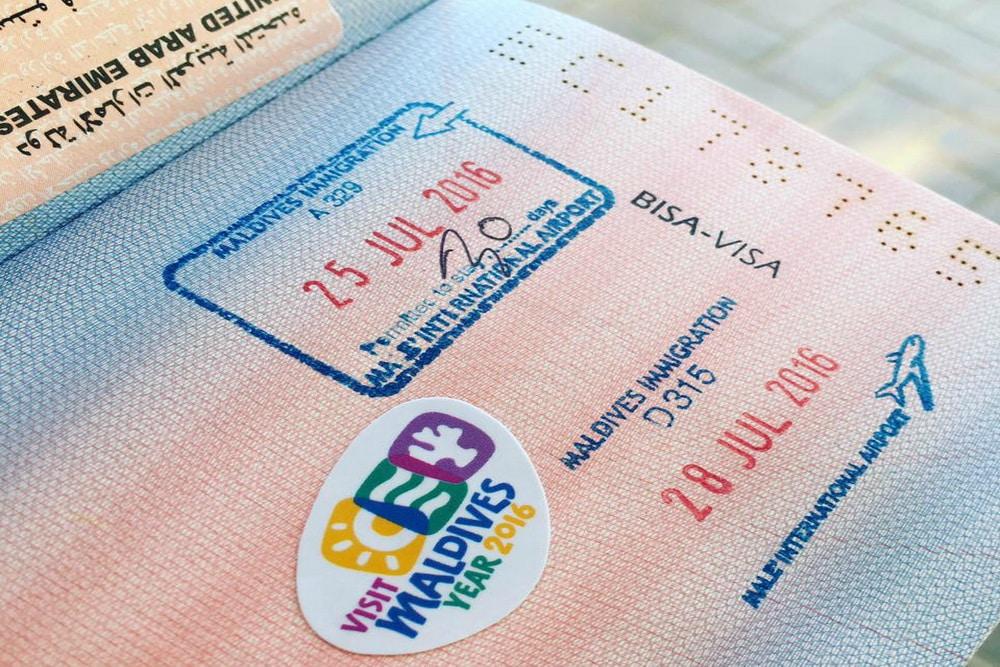 С июля 2019 года визы на Мальдивы для россиян официально отменяются