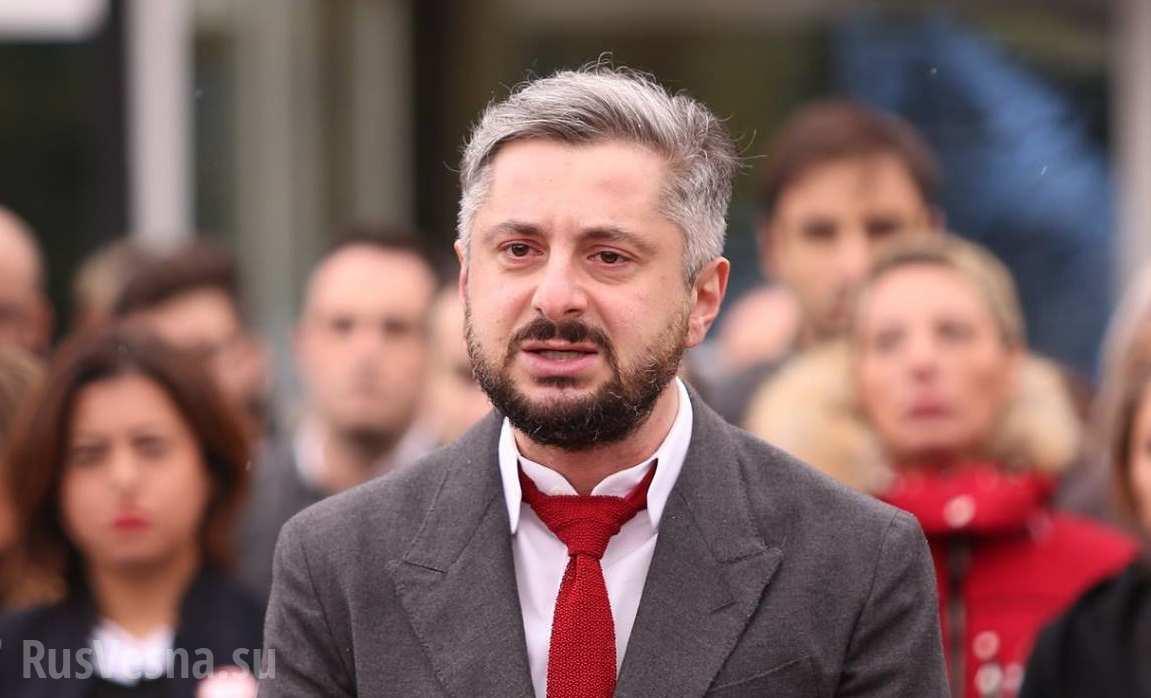 Глава грузинского канала Рустави-2 пообещал мочиться в вино поставляемое в Россию