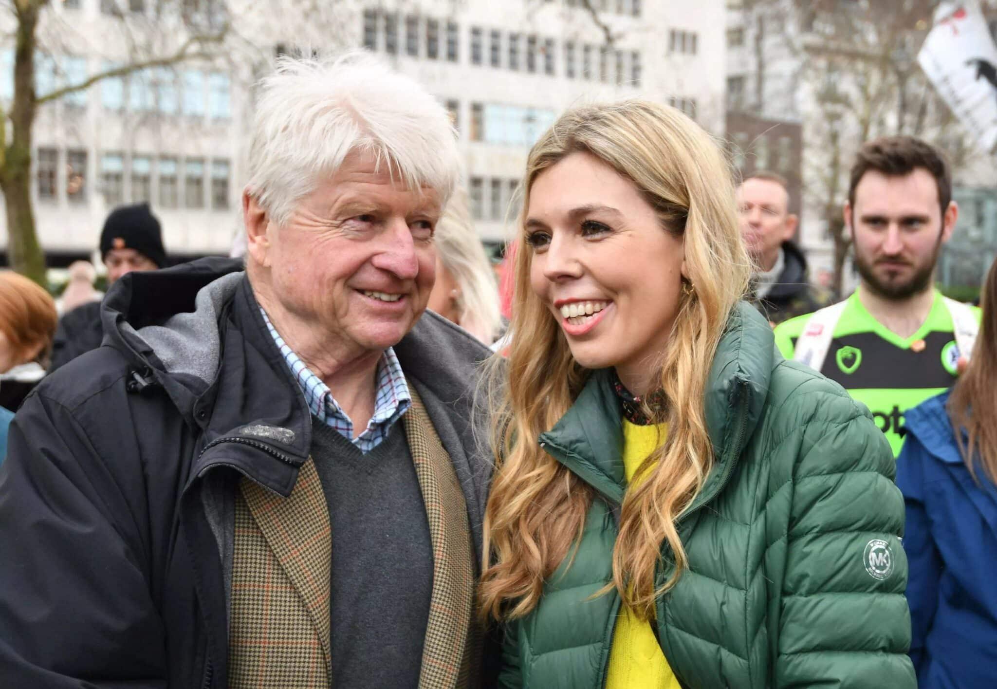 Борис Джонсон и его девушка Кэрри Саймондс: изнасилование в Лондоне и известные родители, что известно о девушке Бориса Джонсона