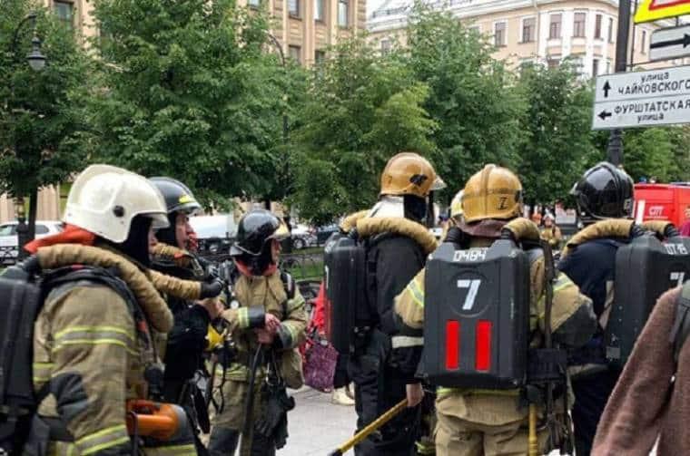 Что произошло в СПБ на станции Чернышевского 9 июля 2019 года: был теракт или нет