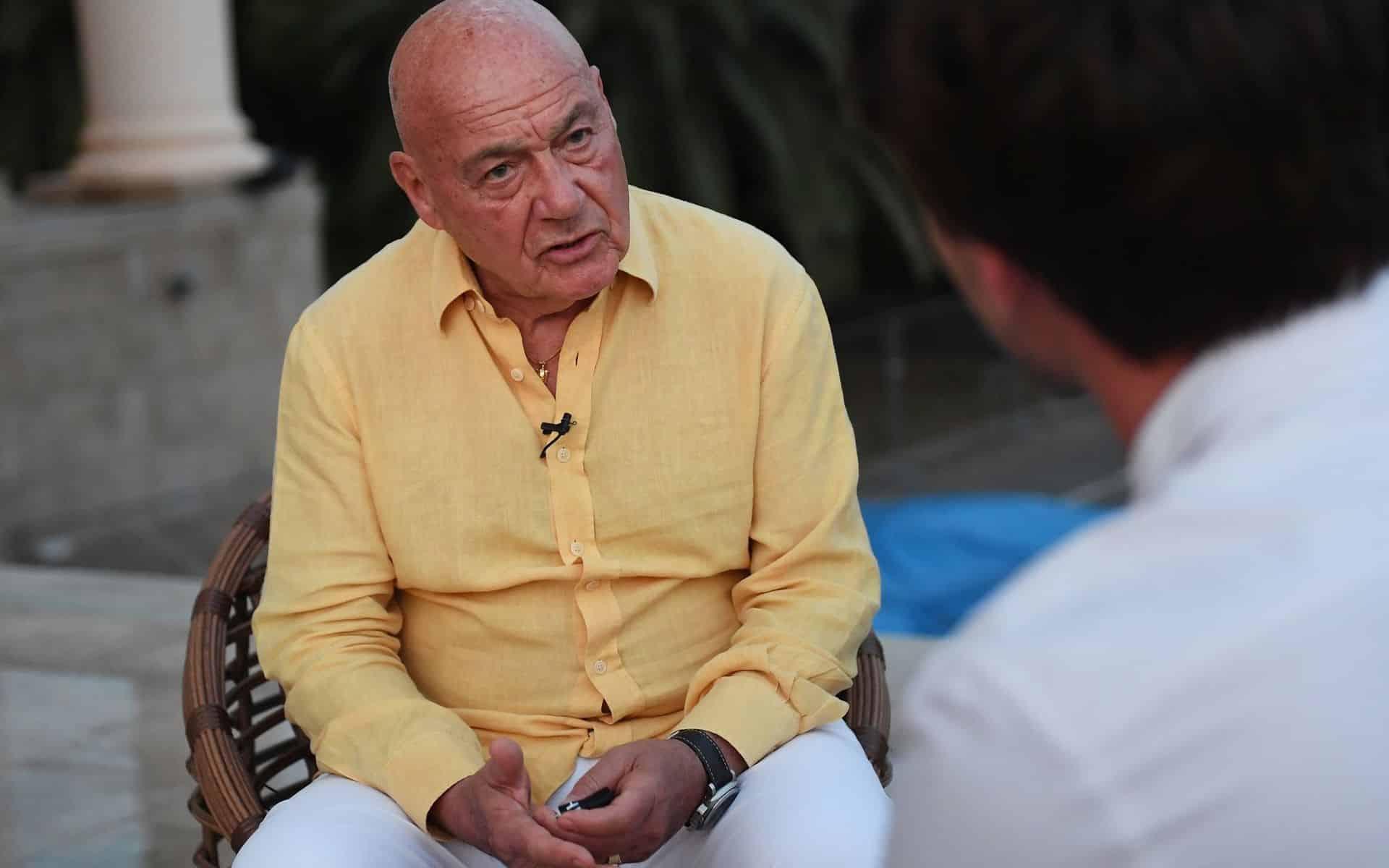 Георгий Габуния, журналист оскорбивший Путина: кто это, биография