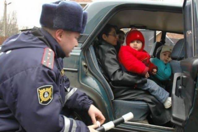 Правила перевозки детей в автомобилях в 2019 году: до какого возраста нужно автокресло