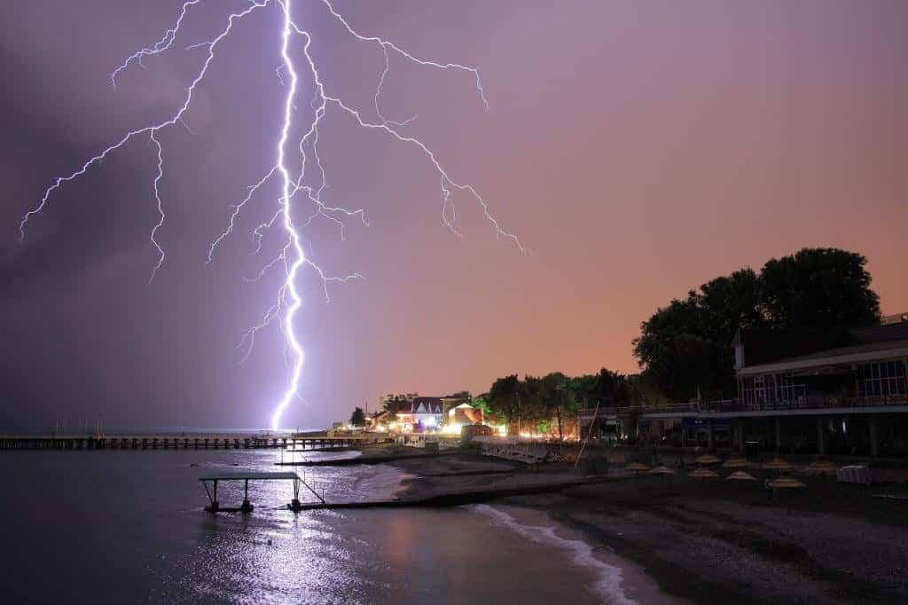 Сочи - Штормовое предупреждение: погода на неделю с 15 по 21 июля 2019, прогноз синоптиков