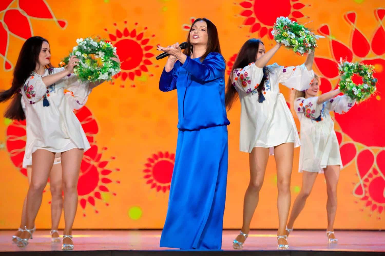 София Ротару, куда исчезла: выступление на фестивале