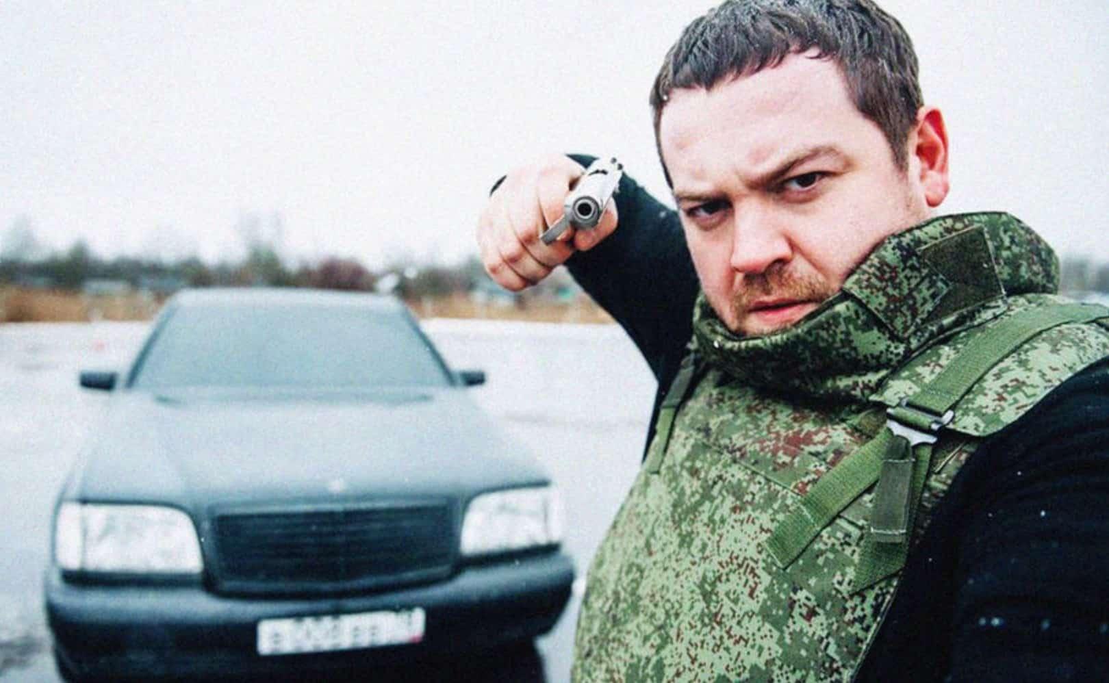 Эрик Давидыч присел 1251 раз в прямом эфире после репортажа Дюдя