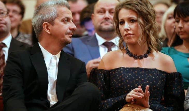 Ксения Собчак и Максим Виторган почему развелись: скандал фото грудью Собчак и с фото Нинидзе