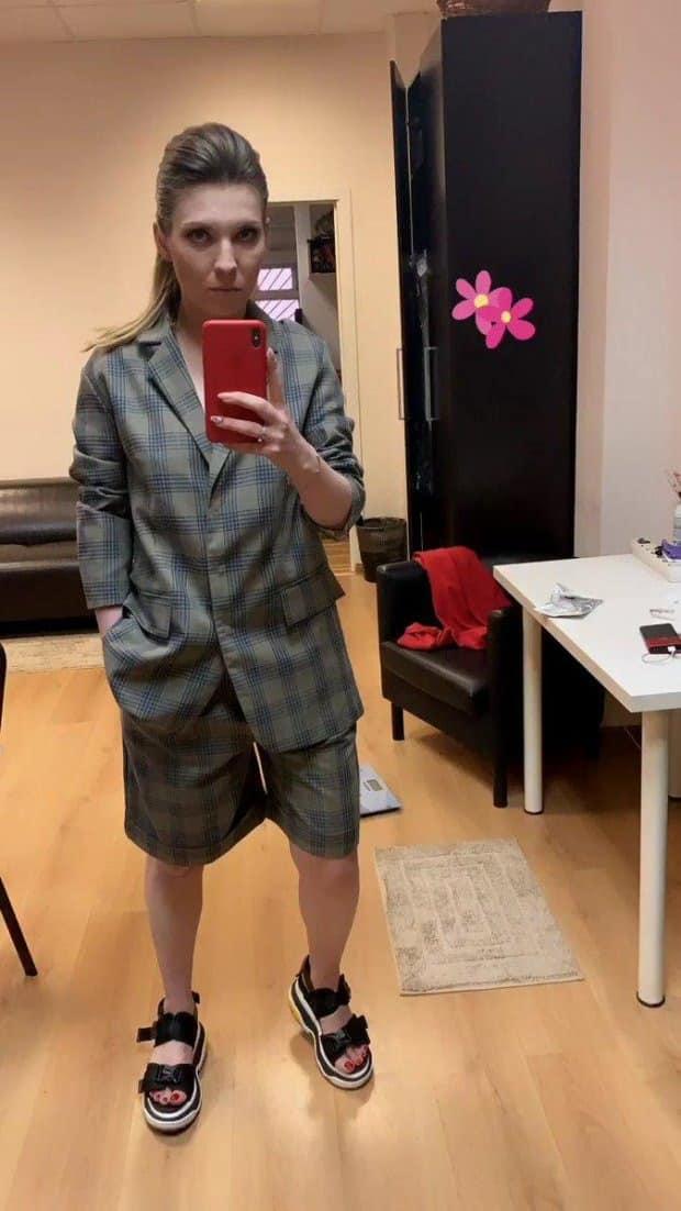 Шуточное фото Зеленского в образе царя: Ольга Скабеева разместила в сети