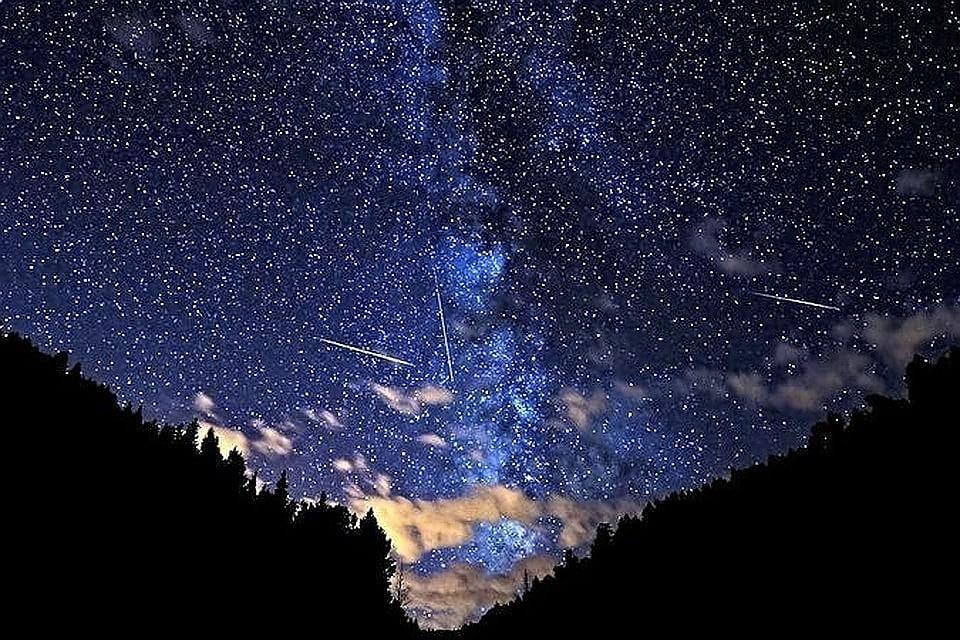 Когда звездопад в августе 2019. Какого числа самый сильный летний звездопад, пик, где лучше смотреть
