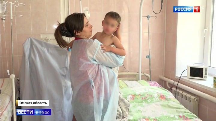 Коля Бархатов пропавший трехлетний ребенок найден живым в лесу