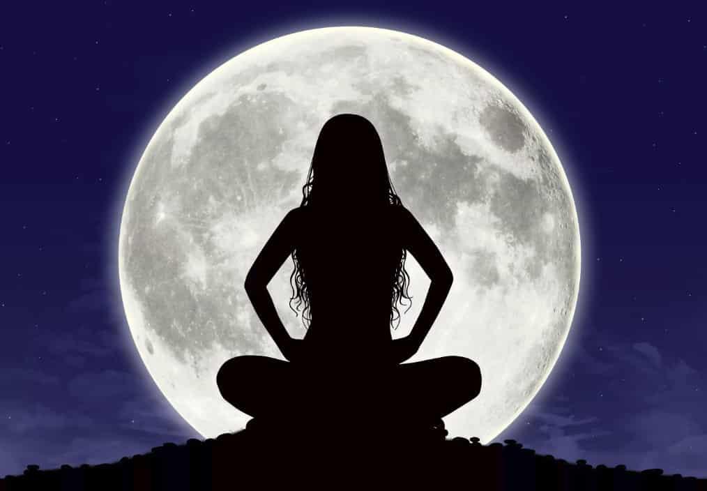 луна человек фото картинка для любителей борща