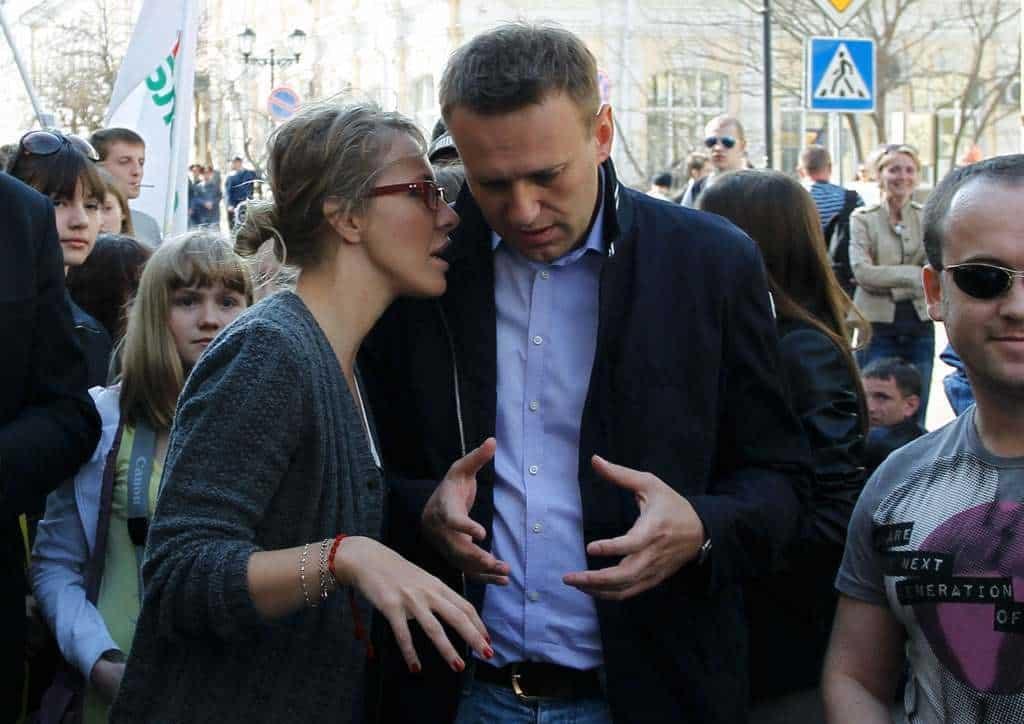 Ксения Собчак про отношение к Навальному: ответ на провокации оппозиции