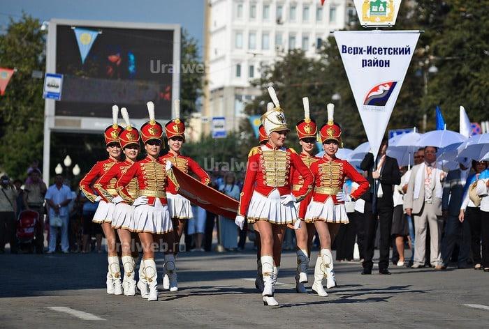 День города Екатеринбург-2019, программа мероприятий, кто приедет, во сколько салют