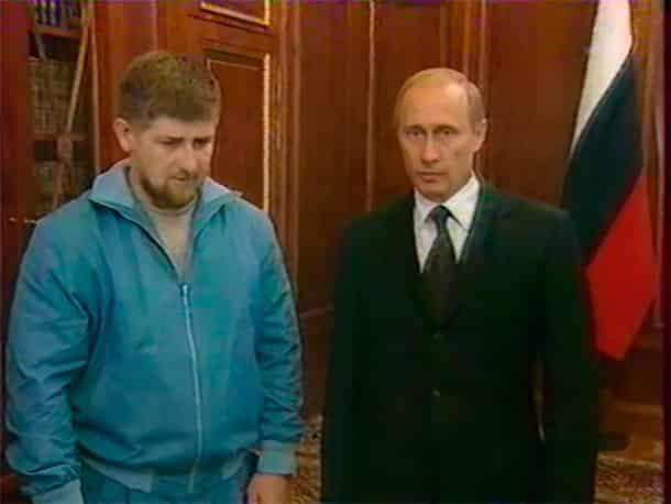Рамзан Кадыров рассказал о чем разговаривал с Путиным впервые после смерти своего отца