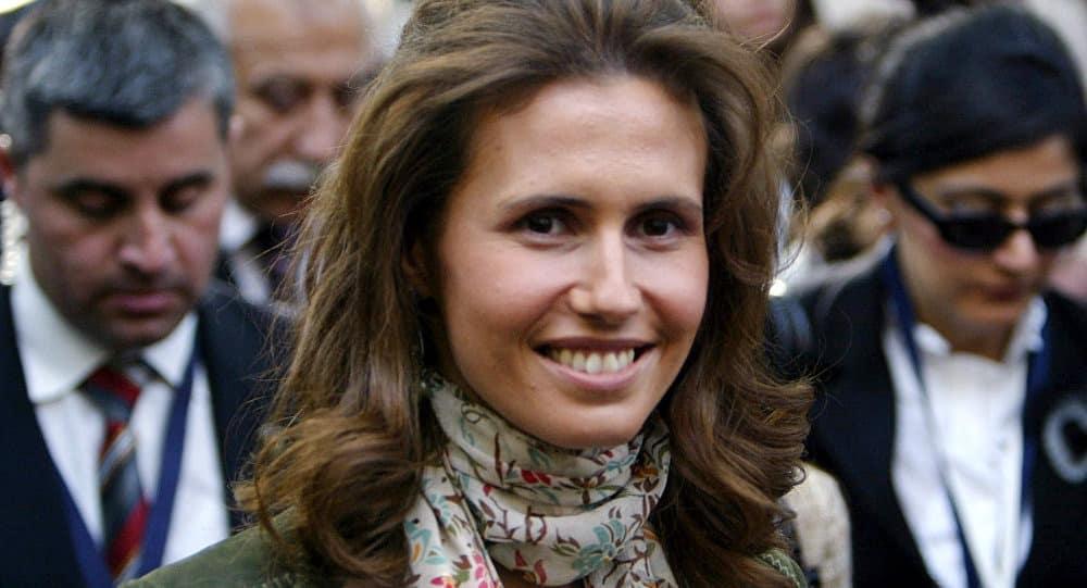 Супруга главы Сирии Башара Асада сумела избавиться от рака