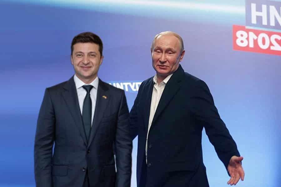Путин и Зеленский: когда произойдет встреча президентов?