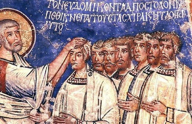 10 августа 2020 по церковному календарю,почитают память апостолов Прохора, Никанора, Тимона и Пармена