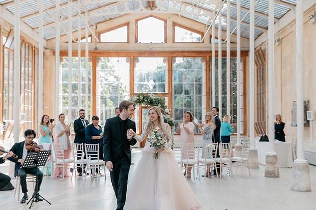 Самый популярный блогер Пьюдипай женился на прекрасной Марции