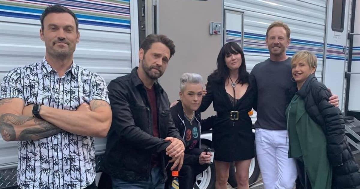 Сериал Беверли Хиллз, 90210: перезапуск в 2019, дата выхода, где смотреть и кто снимается
