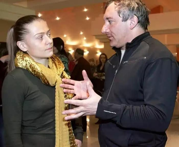 Мария Голубкина показала фото дочки Анастасии: Отношения Марии Голубкиной и Николая Фоменко