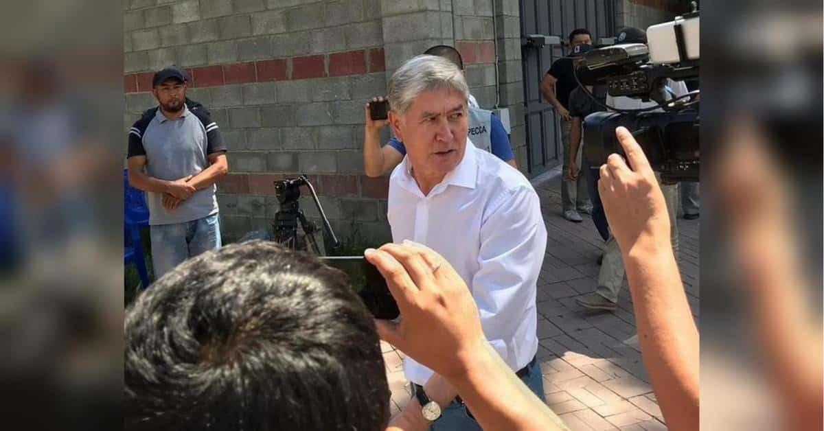 Что грозит Алмазбеку Атамбаеву: бывший президент Киргизии задержан