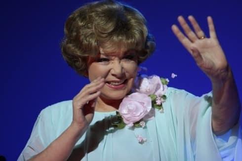 Эдита Пьеха как чувствует себя сейчас: свежие новости о певице
