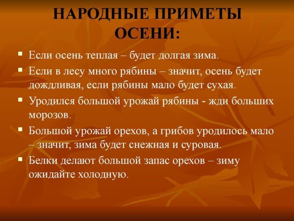 Какую погоду ожидать москвичам осенью 2019 года?