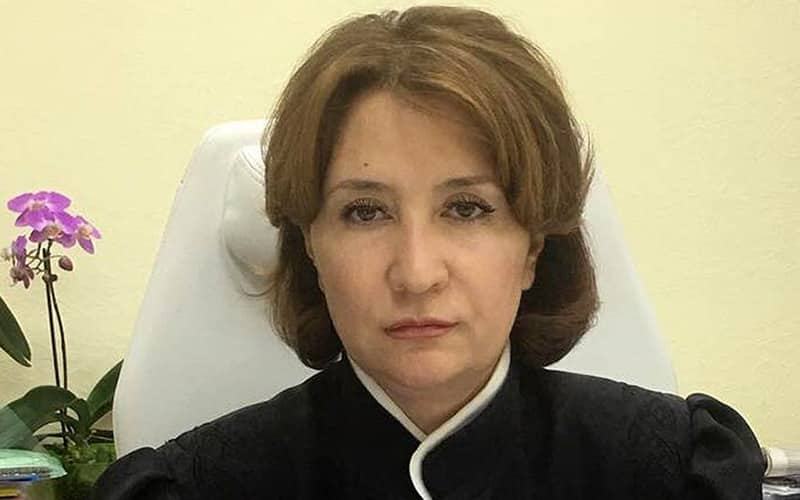 Елена Хахалева Золотая судья Краснодарского края: за что была уволена, результаты экспертиз, последние новости