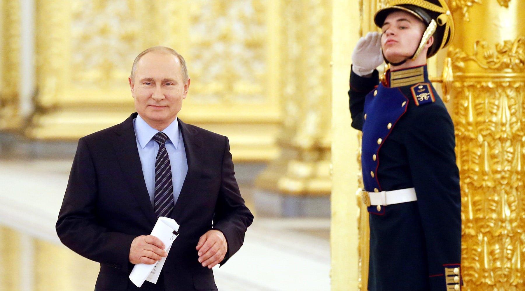 Сколько лет Владимир Путин руководит Россией: политическая карьера Путина после 2024 года