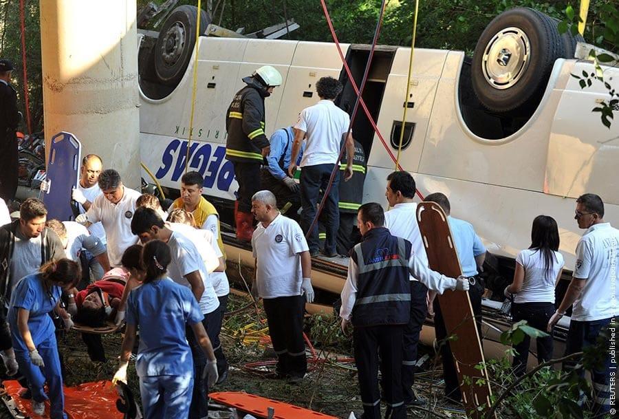 Почему в Турции умирают отдыхающие: Российские туристы погибают в Анталии от ДТП