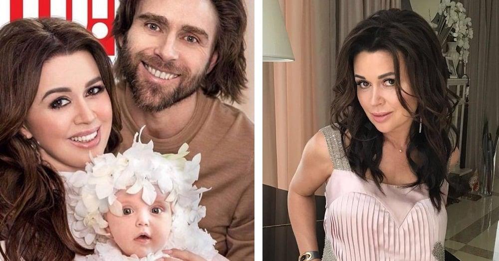 Анастасия Заворотнюк сама родила дочь или нет: суррогатное материнство, риски при родах после 45 лет