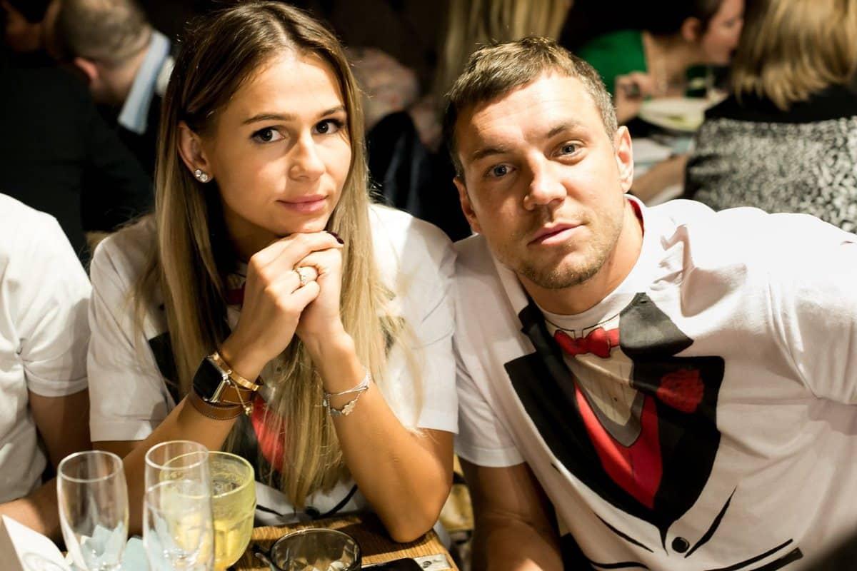 Жена Артема Дзюбы - Кристина: кто она, как познакомилась с мужем