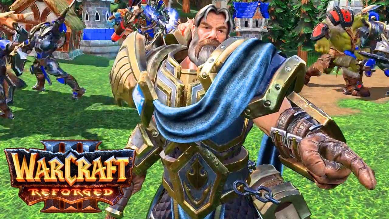 Warcraft III: Reforged - когда состоится анонс игры, внешность героев Warcraft III, системные требования