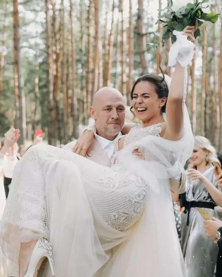 Настя Каменских и Потап: свадьба или фейк. С кем встречалась Каменских