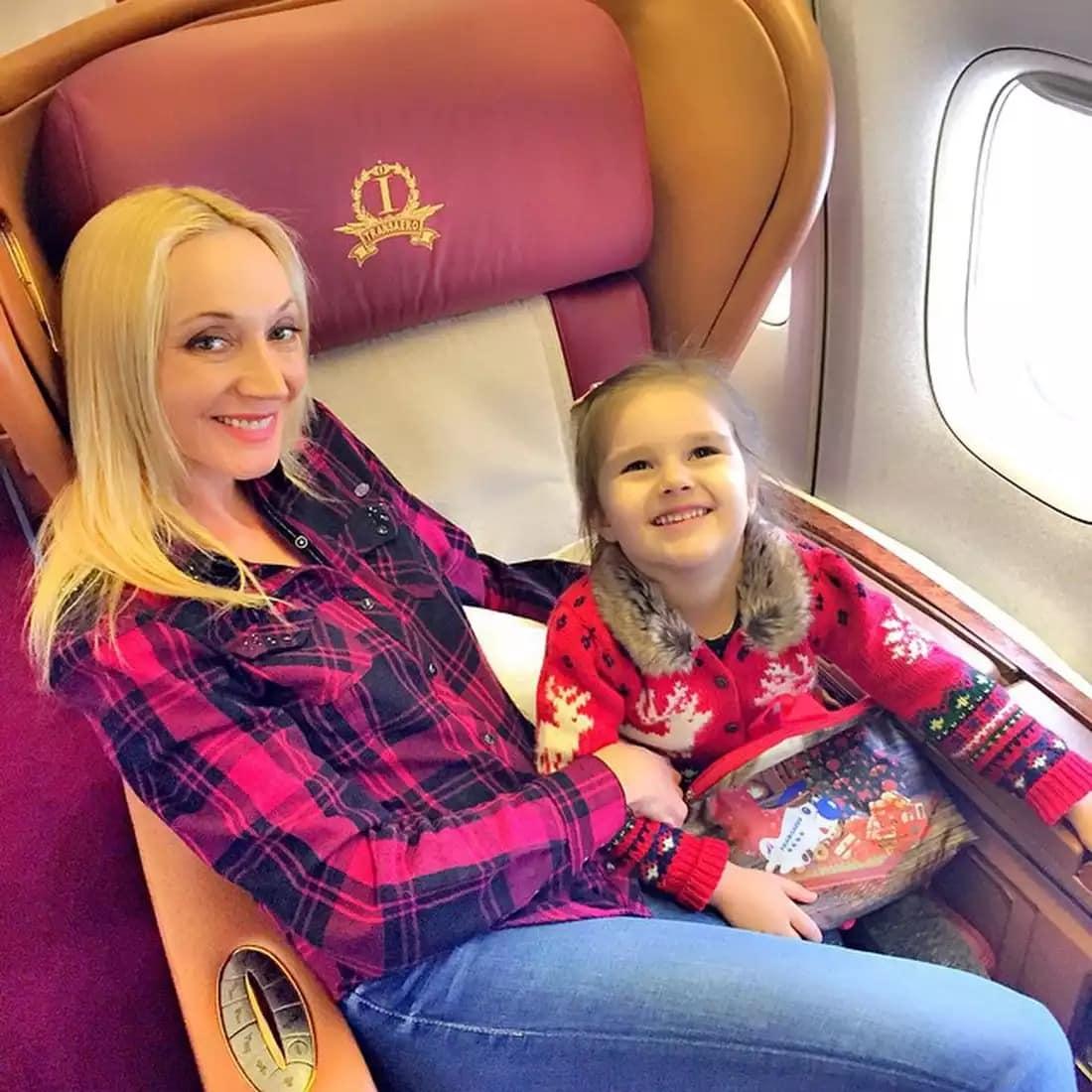 Кристина Орбакайте: фото дочери, что известно о дочери Орбакайте