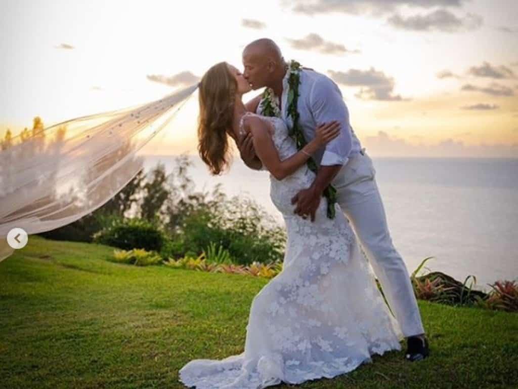 Дуэйн Скала Джонсон: тайно женился, фото со свадьбы, кто жена актера Джонсона, сколько лет вместе