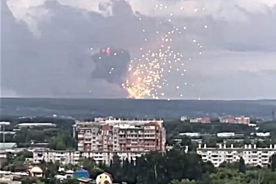 Что взорвалось на военных складах возле Ачинска: сколько человек пострадало от взрывов в Красноярском крае